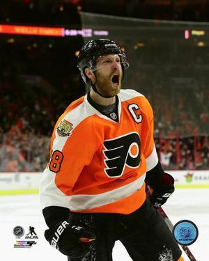 NHL: Claude Giroux 2016-17 Action