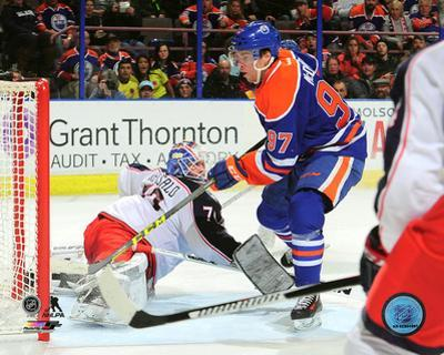 NHL: Connor McDavid 2015-16 Action