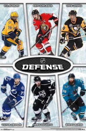 Nhl - Defense 16