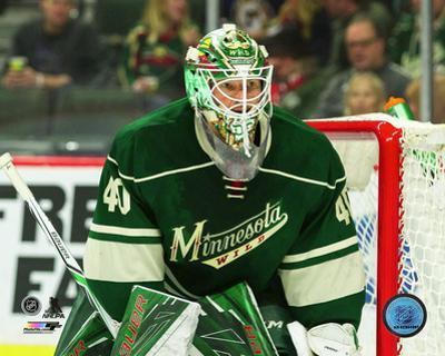 NHL: Devan Dubnyk 2016-17 Action