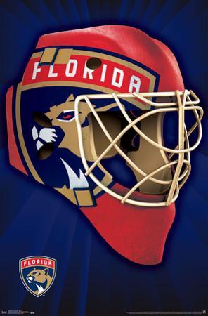NHL: Florida Panthers- Mask 16