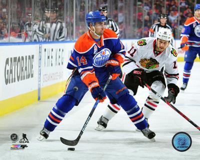 NHL: Jordan Eberle 2016-17 Action