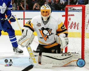 NHL: Marc-Andre Fleury 2016-17 Action
