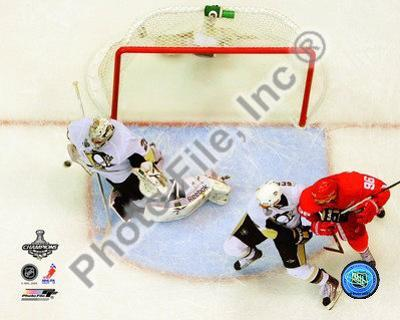 NHL Marc-Andre Fleury Game 7 of the 2008-09 NHL Stanley Cup Finals