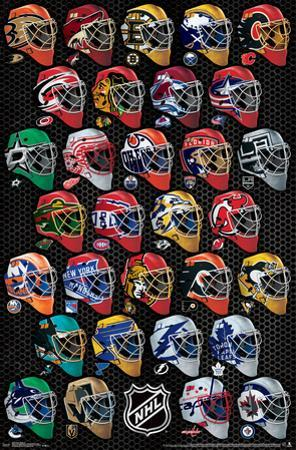 NHL - MASKS 17
