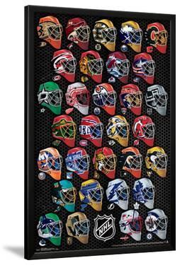 NHL - MASKS 17