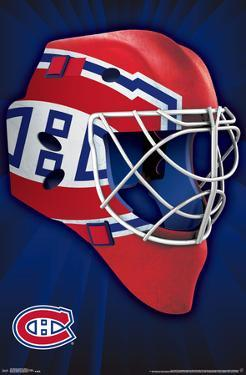 NHL: Montreal Canadiens- Logo Mask 16