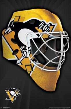 NHL: Pittsburgh Penguins- Logo Mask 16