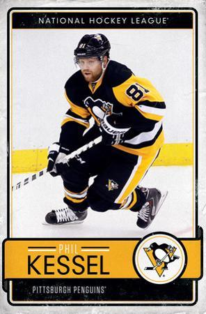 NHL: Pittsburgh Penguins- Phil Kessel Player Card