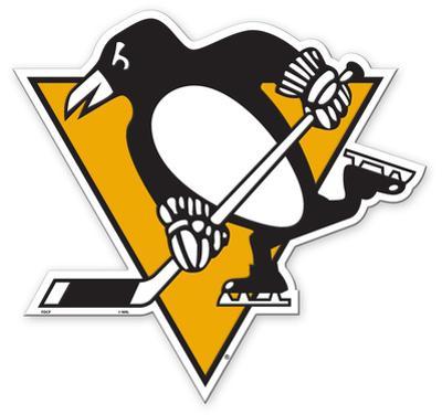 NHL Pittsburgh Penguins Vinyl Magnet