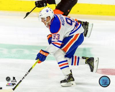 NHL: Ryan Nugent-Hopkins 2016-17 Action