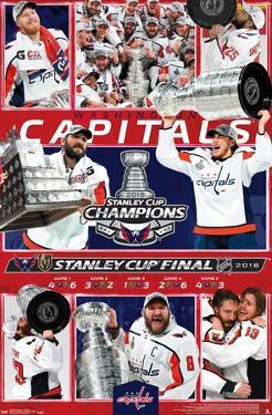 NHL Stanley Cup - Celebration 2018 18