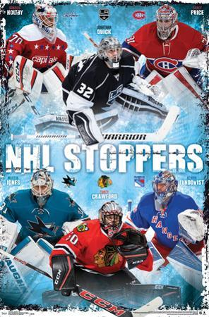 NHL- Stoppers Collage 16