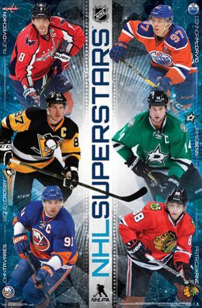 NHL: Superstars 16