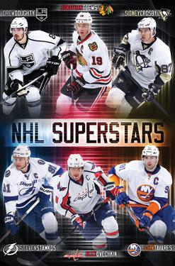 NHL- Superstars