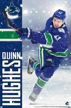 NHL Vancouver Canucks - Quinn Hughes 20