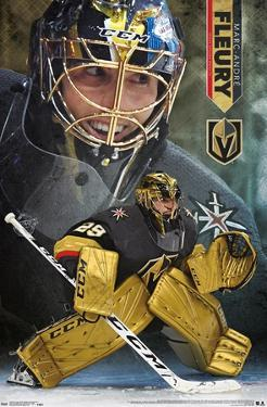 NHL Vegas Golden Knights - Marc- André Fleury 19