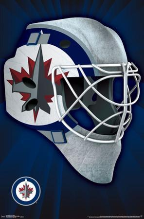 NHL: Winnipeg Jets- Logo Mask 16