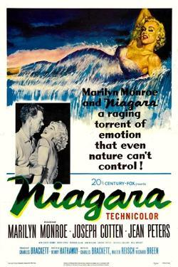Niagara, 1953, Directed by Henry Hathaway