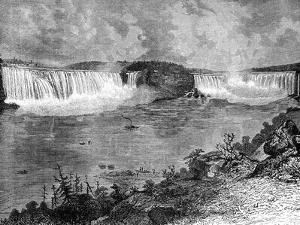 Niagara Falls, Canada, 19th Century