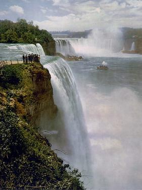Niagara Falls from Prospect Point
