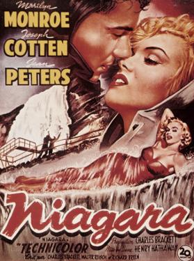 Niagara, Marilyn Monroe, 1953