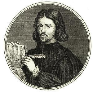 Composer Thomas Tallis by Niccolò Francesco Haym