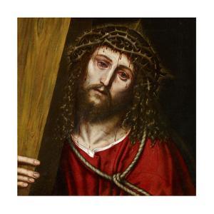 Christ Carrying the Cross by Niccolò Frangipane