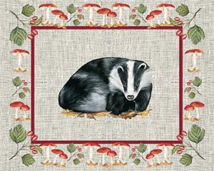 Nice Animals Badger