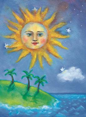 The Sun by Nichola Moss