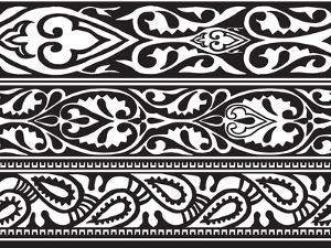 Arabic Design by Nicholas Biscardi