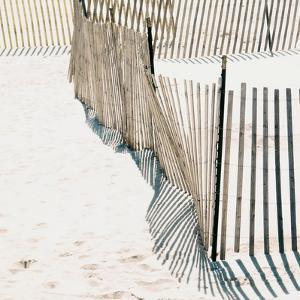 Beach Fence I by Nicholas Biscardi