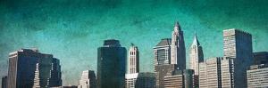 City Blue by Nicholas Biscardi