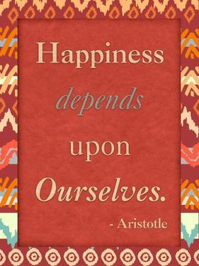 Happiness Ourselves by Nicholas Biscardi