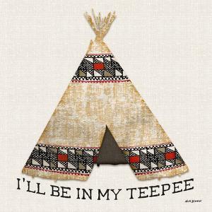 In My Teepee by Nicholas Biscardi