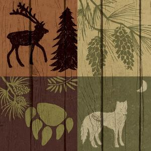 Lodge Four Pack II by Nicholas Biscardi