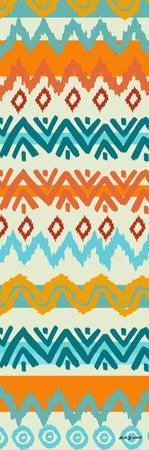 Navajo Missoni I by Nicholas Biscardi