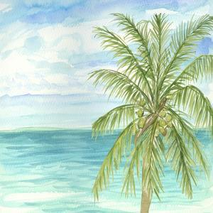 Refreshing Coastal Breeze II by Nicholas Biscardi