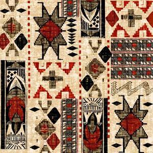 Southwest Textile I by Nicholas Biscardi