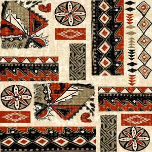 Southwest Textile II by Nicholas Biscardi