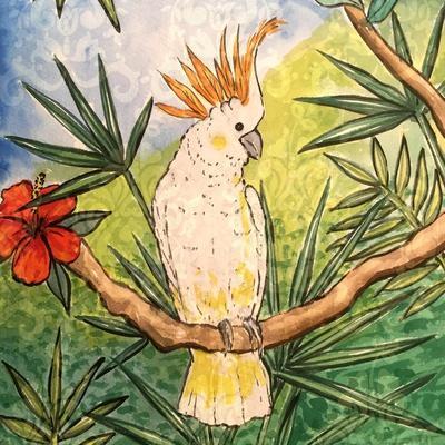Tropical Bird I