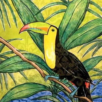 Tropical Bird II