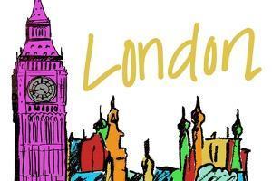 Vibrant London by Nicholas Biscardi