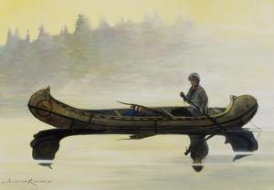 Canoe by Nicholas Coleman
