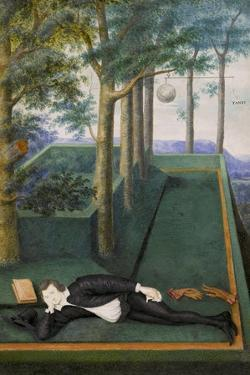 Henry Percy, 9th Earl of Northumberland, 1590-95 by Nicholas Hilliard