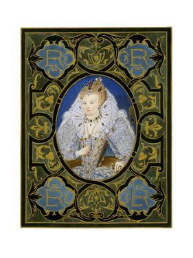 Queen Elizabeth I, 16th Century by Nicholas Hilliard
