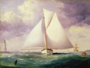 The Spinnaker Sail by Nicholas Matthews Condy
