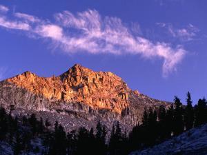 Eagle Crest, Sierra Nevada, Mineral King, USA by Nicholas Pavloff