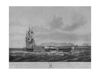'A Three Days' Chase and Capture', c1809
