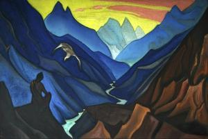 Command of the Master, 1947 by Nicholas Roerich